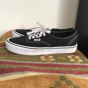 5599dc9f28 Vans Shoes - Vans canvas authentic lite. Ultracush lite line.